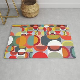 Lime squeeze Rug