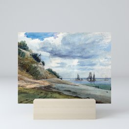 Lionel Constable View near Walton on Naze Mini Art Print