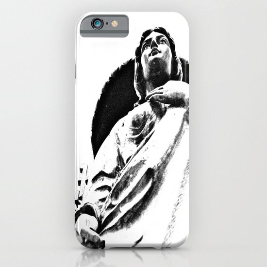 Frozen in time iPhone & iPod Case