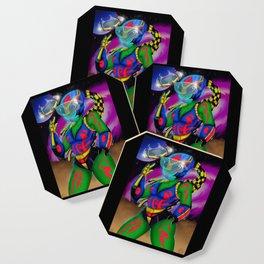 Alien Wear Coaster