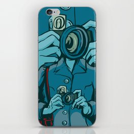 The Public Lens iPhone Skin