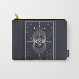 The Magician or Le Bateleur Tarot Carry-All Pouch