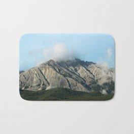 Miniature Mountains Bath Mat