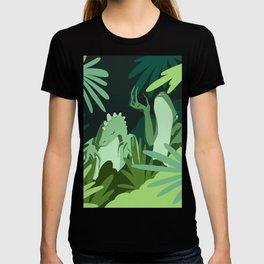 Lizard People T-shirt