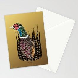 Pheasant Totem Stationery Cards