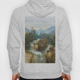 Mountain river Hoody
