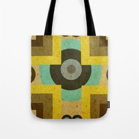 antique Tote Bags featuring antique by simay