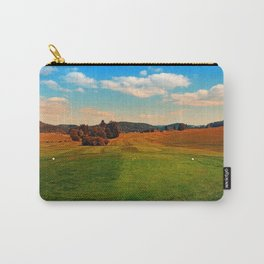 Summer season at the golf club | landscape photography Carry-All Pouch