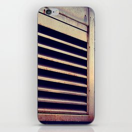 Bunker iPhone Skin