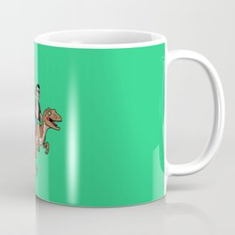 Life (UHHH) Finds A Way Coffee Mug