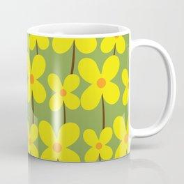 modern spring pattern Coffee Mug