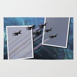 USAF Thunderbirds Rug
