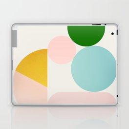 Abstraction_Minimal_Shapes_001 Laptop & iPad Skin