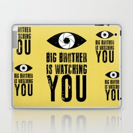 Big Brother is Watching YOU! Laptop & iPad Skin