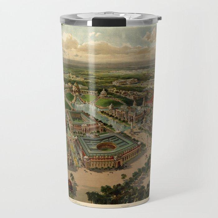 St. Louis Worlds Fair 1904 Travel Mug