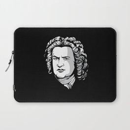 Bach Portrait Laptop Sleeve
