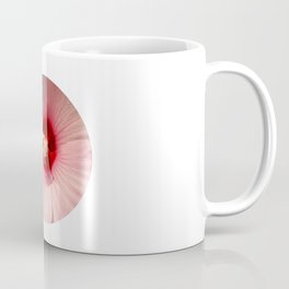 Pink Hibiscus Close-up Flower Photography Coffee Mug