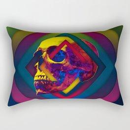 Lifeful Skull V2 Rectangular Pillow