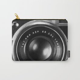 RETRO REFLEX CAMERA Carry-All Pouch