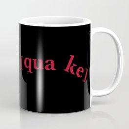 Quake Logo Coffee Mug