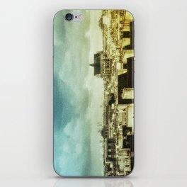 Haute Vue Paris / Paroisse Saint-Eustache iPhone Skin