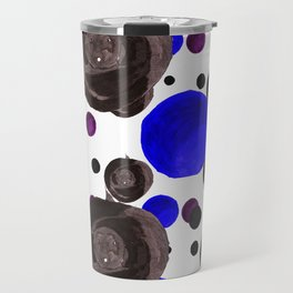 Colorful blowfishes Travel Mug