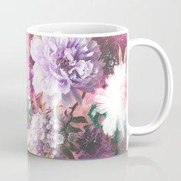Pink Misty Master Floral Coffee Mug