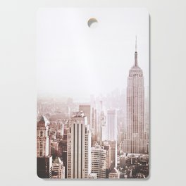 New York City Late Afternoon Cutting Board