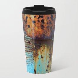 Blue Pipe Travel Mug