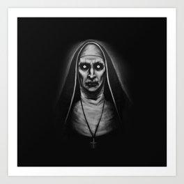Valak Art Print