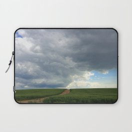 Supercell Thunderstorm, Montana 2013 (color) Laptop Sleeve