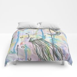 Octo Jelly Chaos Comforters
