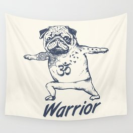 Be a Warrior Wall Tapestry