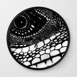 reptile Wall Clock