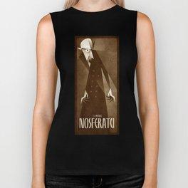 Nosferatu 1922 Biker Tank