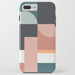 Abstract Geometric 07 iPhone Case