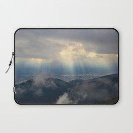 Heaven Descending Laptop Sleeve
