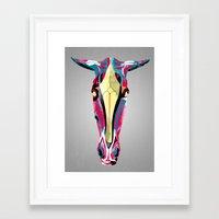 horse Framed Art Prints featuring horse by Alvaro Tapia Hidalgo