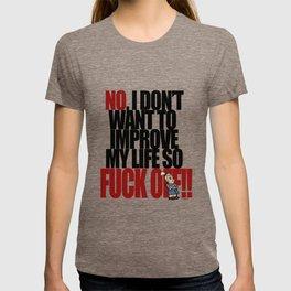 Get off my back - 2a T-shirt