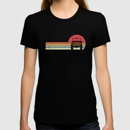 Retro Off Road, 4X4 Product T-shirt
