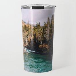 Glacial Stream Travel Mug