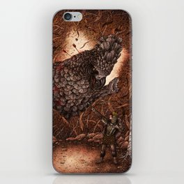 Wilder Things III  iPhone Skin