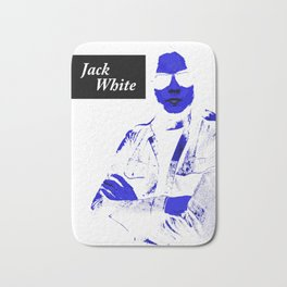Jack White Bath Mat