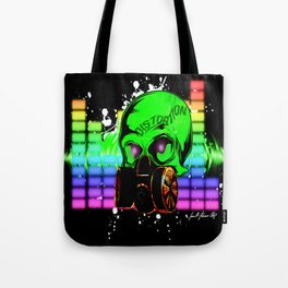 Toxical Distortion Tote Bag