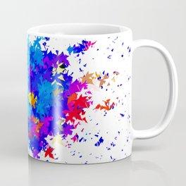 Leaves blobs Coffee Mug