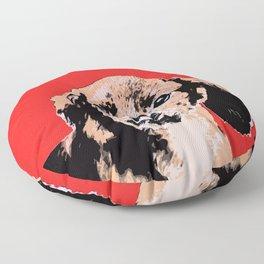 """Twist and Shout"" ~ Dachshund, Weiner Dog, Doxie, everywhere! Floor Pillow"