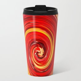 AUTUMN SWIRL Travel Mug