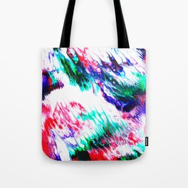 Colorful Fluctuation Tote Bag