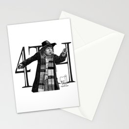 4th Doctor Stationery Cards