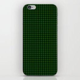 MacArthur Tartan iPhone Skin